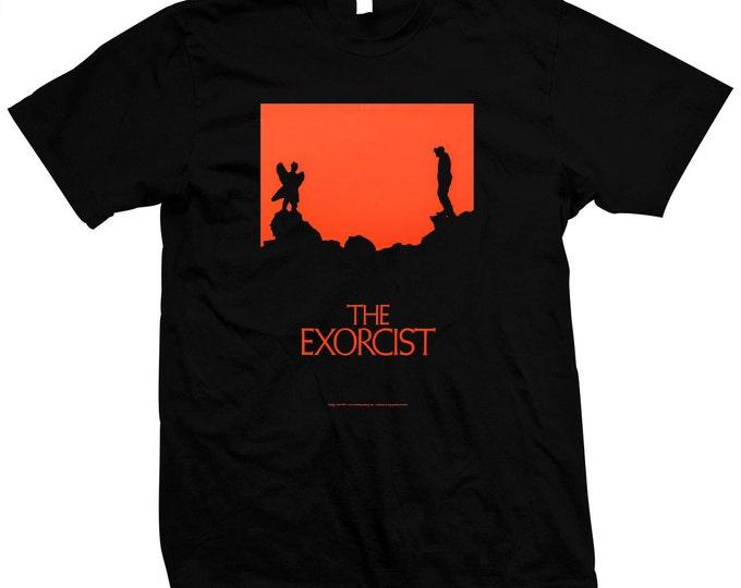 The Exorcist - Pazuzu - Max von Sydow - Pre-shrunk, hand screened, 100% cotton t-shirt