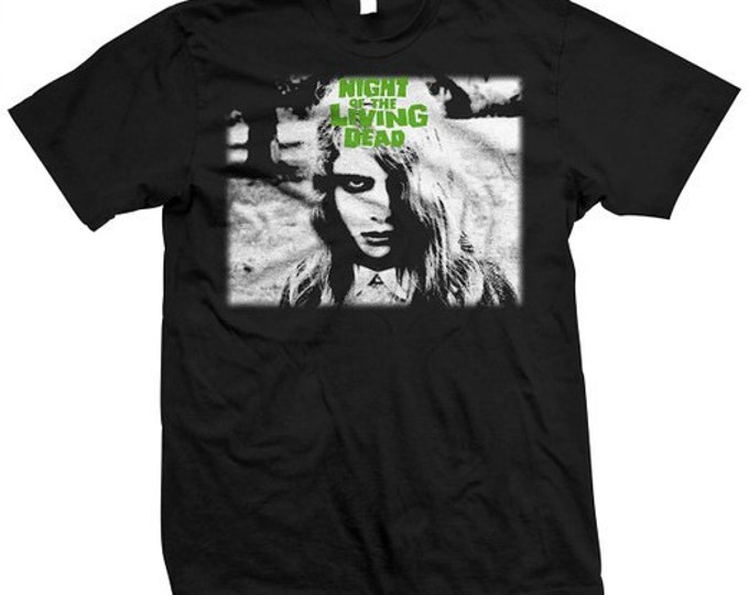 "Night of the Living Dead ""Karen Cooper"" - Pre-shrunk, hand screened 100% cotton t-shirt"