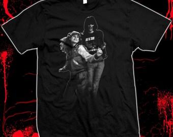 0b6009077 Rock 'n' Roll High School - The Ramones, PJ Soles cult movie Pre-shrunk,  hand screened 100% cotton t-shirt