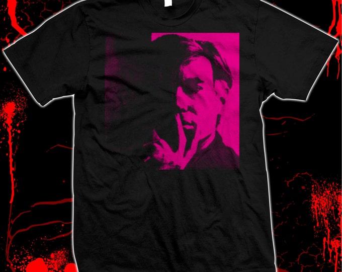 Andy Warhol - Pop Art - 1960s - Mod- Pre-shrunk 100% Cotton T- Shirt