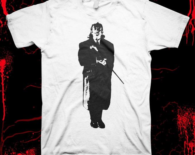Salvador Dali - Silk Screened, Pre-shrunk, 100% cotton t-shirt