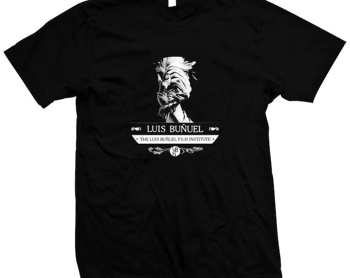 Las Hurdes: Tierra Sin Pan (Land Without Bread) Luis Buñuel Institute - Hand Screened, Pre-shrunk 100% cotton t-shirt