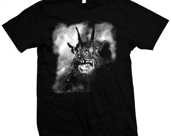 Night / Curse of the Demon - Pre-shrunk, hand screened 100% cotton t-shirt
