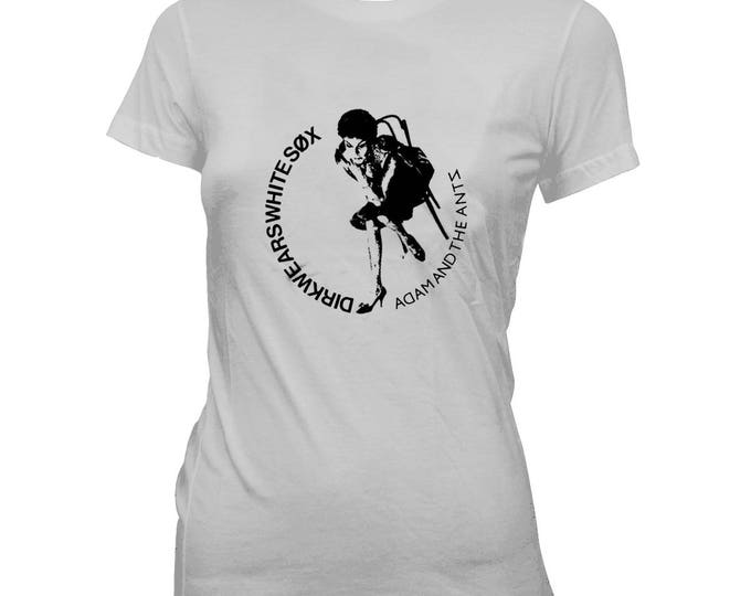 Adam and the Ants - Dirk Wears White Sox - Pre-shrunk 100% cotton t-shirt