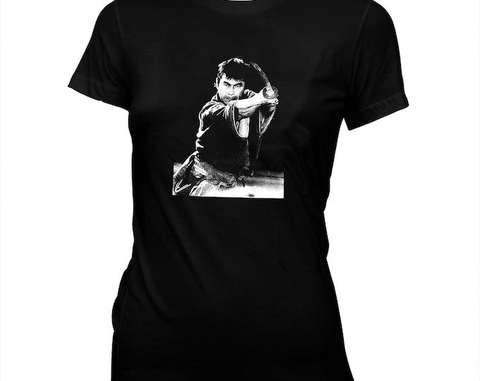 Toshiro Mifune - Women's Pre-shrunk, hand screened 100% cotton t-shirt - Kurosawa