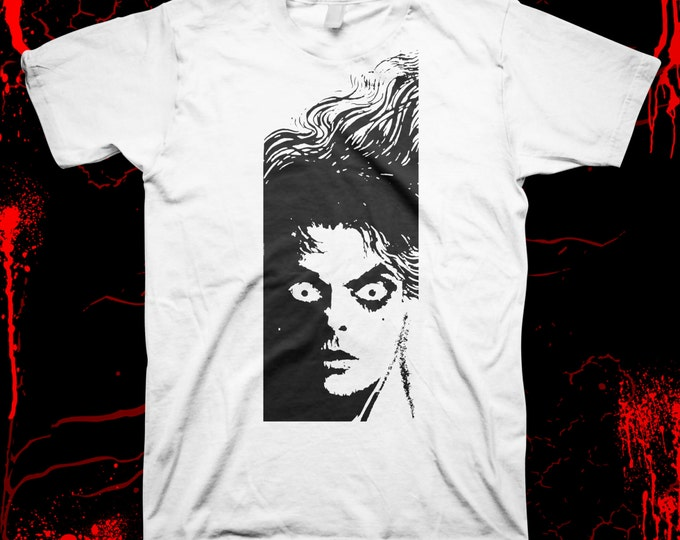Black Sunday - Barbara Steele - Mario Bava - Pre-shrunk, hand screened 100% cotton t-shirt