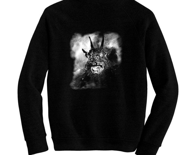 Night / Curse Of The Demon - Pre-shrunk, hand screened ultra soft 80/20 cotton/poly sweatshirt - Jacques Tourneur