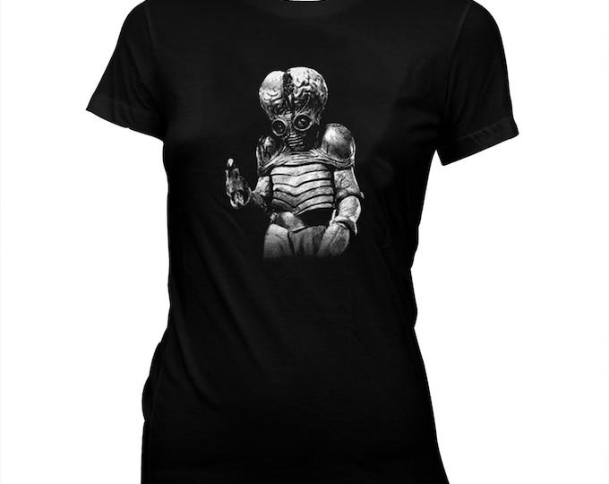 This Island Earth - Metaluna Mutant - Women's Hand-screened, Pre-shrunk 100% Cotton T-Shirt
