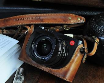 Leica half case | Etsy
