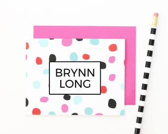 Kids Stationary Personalized Stationery Set Personalized Note Cards Girls Thank You Notes Children's Stationery Personalised Stationary