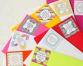 Return Address Label Custom Stickers Personalized Return Address Labels Colorful Stickers Personalized Gift - Set of 24