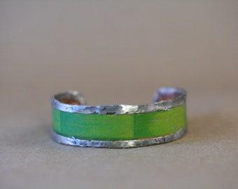 Skinny Cuff (Green)