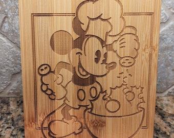 Disney Kitchen Decor Etsy