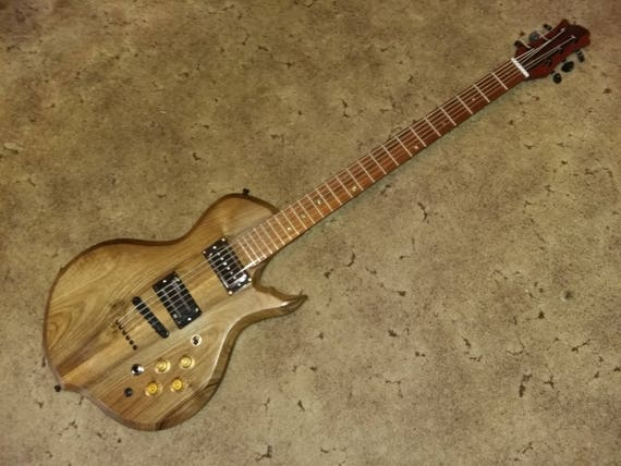 """Hart LP 30"""" Scale 6 String"""