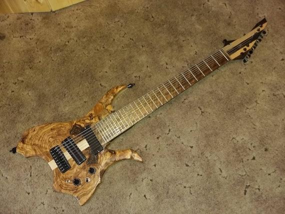 Hart Rizo 9 String Guitar
