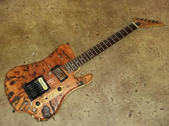 Hart TC 6 String Metal Guitar