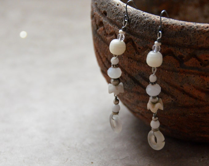 Trade Routes Earrings