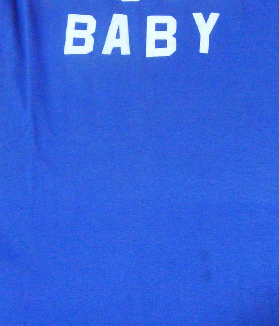 Vintage 70s 80s Chucky Baby Blue T-Shirt - image 3