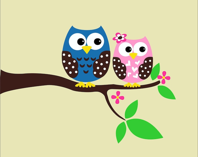Animal Wall Decals - LucyLews