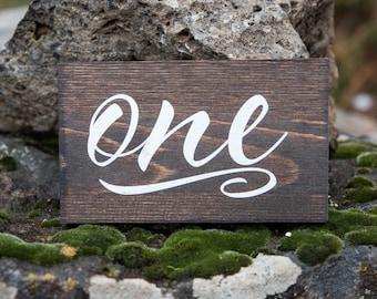 Table Numbers Wedding | Wedding Wood Table Numbers | Wooden Table Numbers | Custom Wood Table Numbers | Wood Sign | Wedding Centerpiece