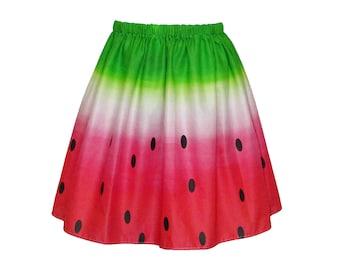 Watermelon Skirt