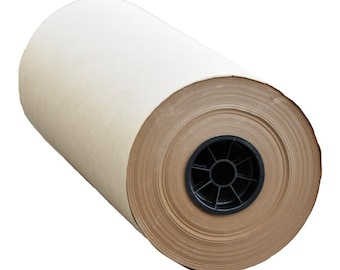 """100% Recycled 40# Kraft Paper Roll - 24"""" x 900'"""