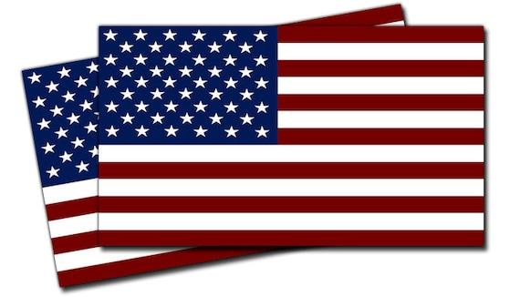 Boucle d/'oreilles drapeau américain USA IDÉE CADEAU