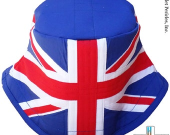 a25fefd38da United Kingdom Flag Bucket Hat