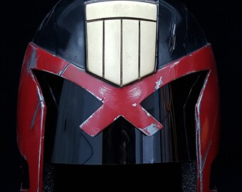 Judge Dredd Replica Helmet *** Unpainted DIY Kit's ONLY***