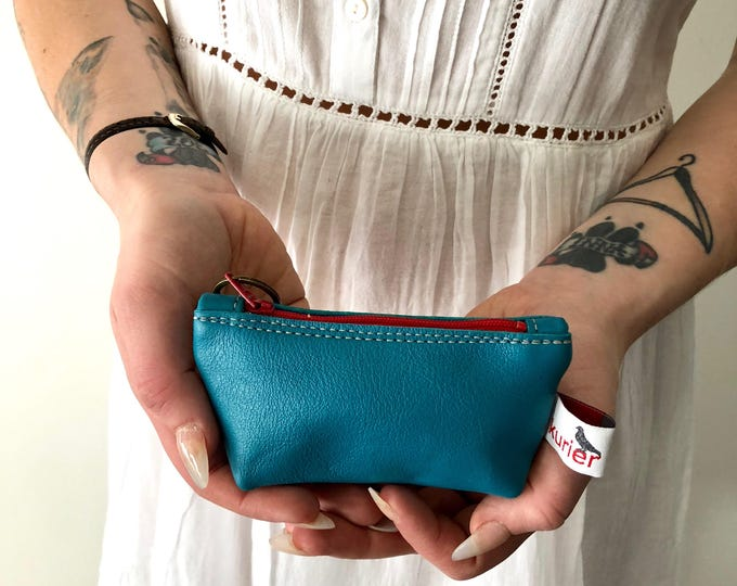 Small coin + stash pouch