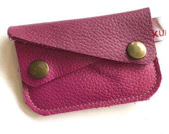 DEEP PINK River wallet