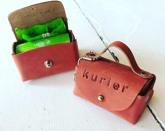 Tiny handbag key chain