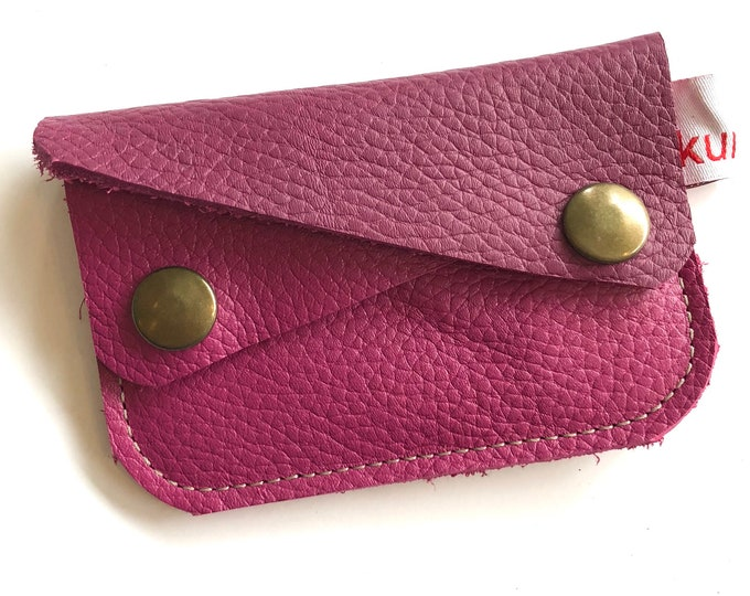 DEEP PINK River wallet