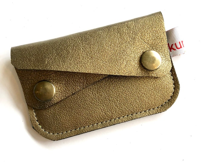 GOLD River wallet