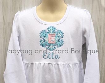 87294b7b2 Snowflake dress 12m