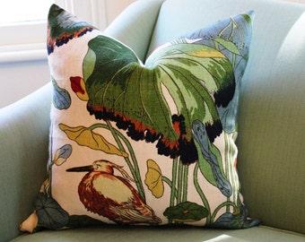 GP J Baker Nympheus Pillow Cushion Cover
