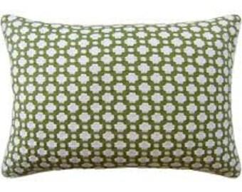 Schumacher Betwixt Grass Pillow Cushion Cover