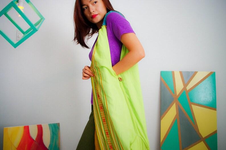 Handmade tribal hobo bag big bag for men and women cross body messenger Great gift