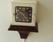 RESTORED 1940 39 s Wall Clock