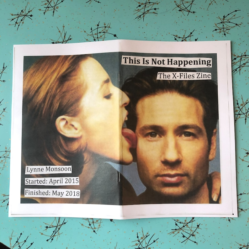 This Is Not Happening: The X-Files Zine image 0