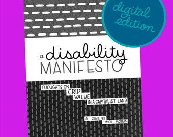 Disability Manifesto Zine (Digital)