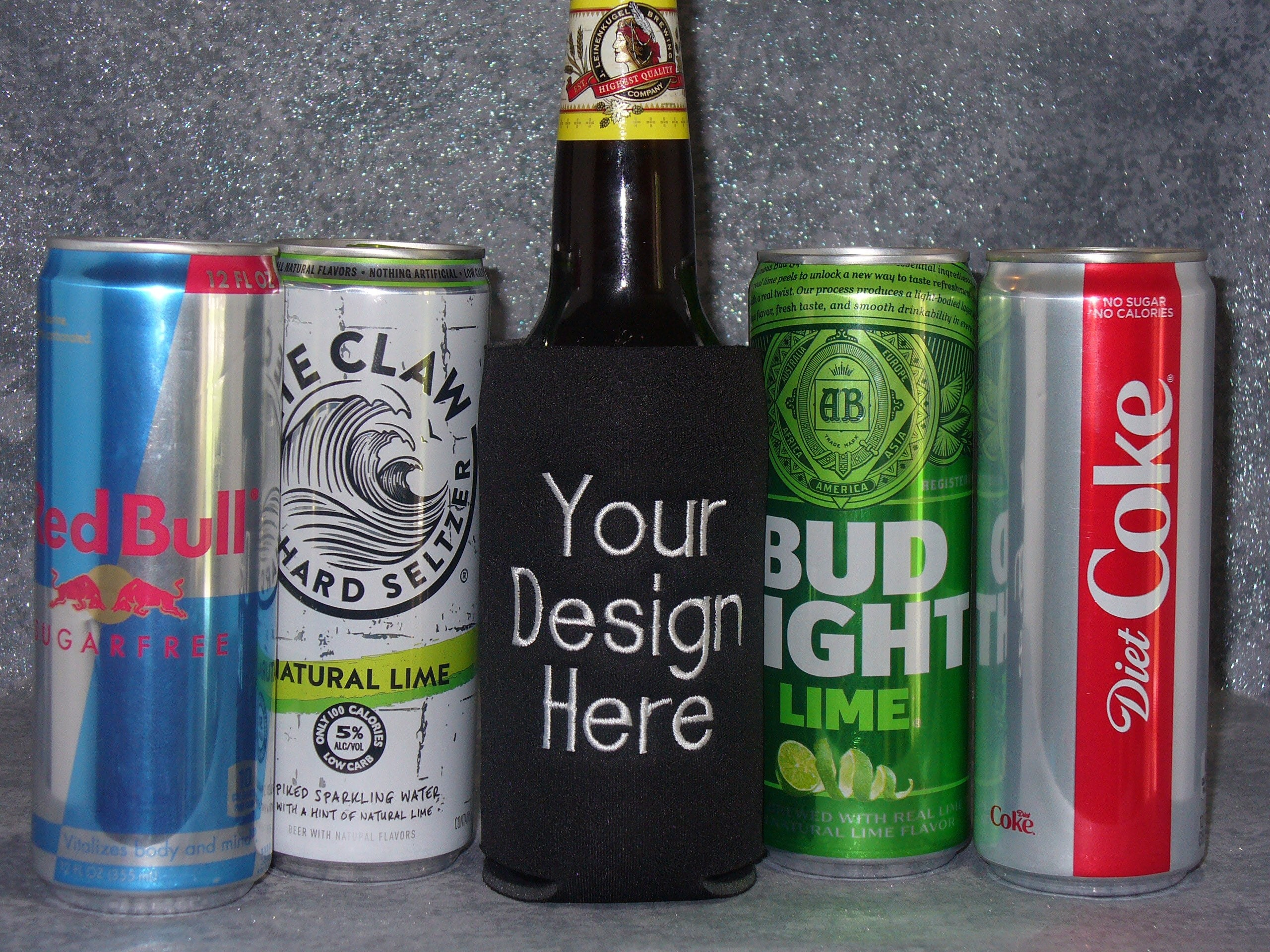 Ask Lh How Much Booze Do I Need For My Wedding: I Do Crew, Wedding Cozies, Wedding Gifts, Beer Bottle Cozy