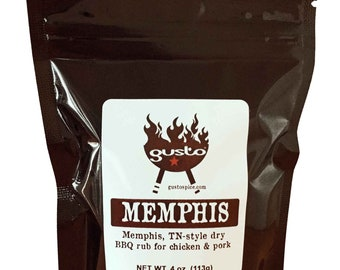 BEEF, STEAK and BURGER Spices for Barbecue, Smoking and Grilling