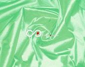 Silk Taffeta Fabric - Emerald T190 - Section Green - 1 yard 100 Silk taffeta
