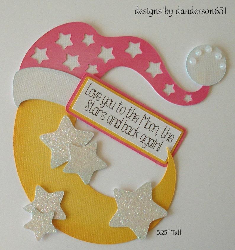 Christmas Gingerbread Paper Piecing Scrapbooking border Piece Baking Girl Boy