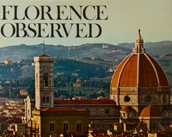 Florence Observed Book