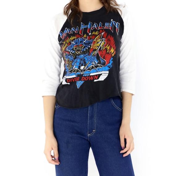 Van Halen Diver Down Vintage T-Shirt