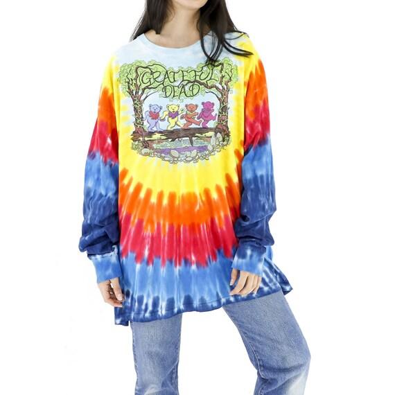 Tie-dye Grateful Dead Vintage Sweatshirt
