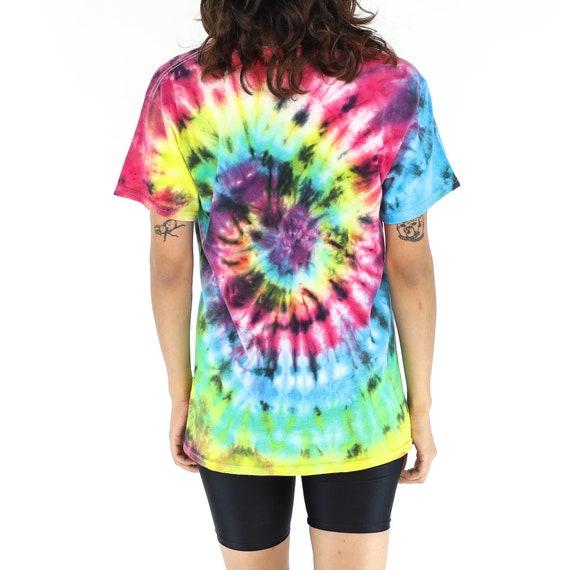 Crystal Tie Dye Vintage T-shirt - image 3