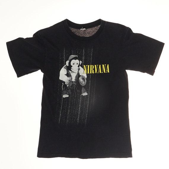 Nirvana Monkey tshirt